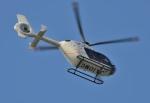 IL-18さんが、東京ヘリポートで撮影したエクセル航空 EC135T2+の航空フォト(写真)