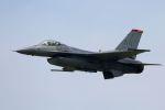 kazuchiyanさんが、防府北基地で撮影したアメリカ空軍 F-16CM-50-CF Fighting Falconの航空フォト(写真)