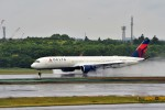JA946さんが、成田国際空港で撮影したデルタ航空 A350-941XWBの航空フォト(写真)