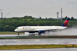 T.Sazenさんが、成田国際空港で撮影したデルタ航空 A350-941の航空フォト(飛行機 写真・画像)