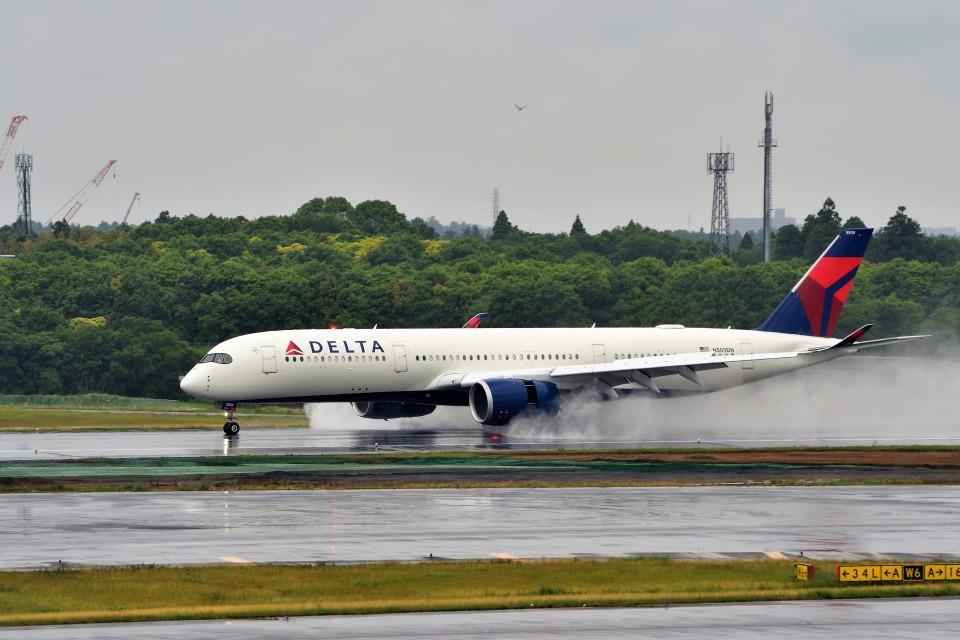T.Sazenさんのデルタ航空 Airbus A350-900 (N509DN) 航空フォト
