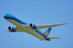 ちゃぽんさんが、成田国際空港で撮影したベトナム航空 787-9の航空フォト(写真)