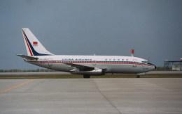 kumagorouさんが、那覇空港で撮影したチャイナエアライン 737-209/Advの航空フォト(飛行機 写真・画像)