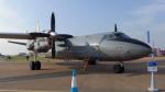 ちゃぽんさんが、フェアフォード空軍基地で撮影したハンガリー空軍 An-26の航空フォト(写真)