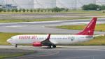 パンダさんが、成田国際空港で撮影したイースター航空 737-85Pの航空フォト(飛行機 写真・画像)