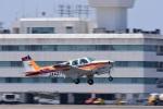 masatakaさんが、鹿児島空港で撮影した航空大学校 A36 Bonanza 36の航空フォト(写真)