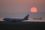 関西国際空港 - Kansai International Airport [KIX/RJBB]で撮影されたチャイナ・エアライン - China Airlines [CI/CAL]の航空機写真