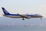 キイロイトリさんが、関西国際空港で撮影したエアージャパン 767-381/ERの航空フォト(写真)