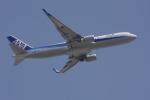 元青森人さんが、成田国際空港で撮影した全日空 767-381/ERの航空フォト(写真)