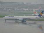 zyakuspさんが、羽田空港で撮影したルフトハンザドイツ航空 A350-941XWBの航空フォト(写真)