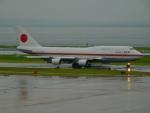 zyakuspさんが、羽田空港で撮影した航空自衛隊 747-47Cの航空フォト(写真)