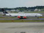 zyakuspさんが、成田国際空港で撮影したスカンジナビア航空 A340-313Xの航空フォト(写真)