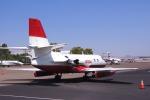 KAZKAZさんが、マッカラン国際空港で撮影したアメリカ企業所有 L-1329 JetStar 2の航空フォト(写真)