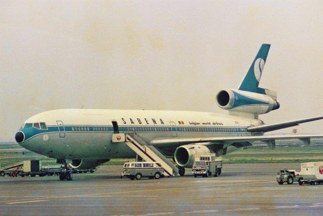 サベナ・ベルギー航空 McDonnell...