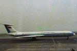ベリックさんが、羽田空港で撮影したアエロフロート・ロシア航空 737-2X9/Adv Surveillerの航空フォト(写真)