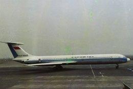 ベリックさんが、羽田空港で撮影したアエロフロート・ロシア航空 737-2X9/Adv Surveillerの航空フォト(飛行機 写真・画像)