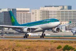 LAX Spotterさんが、ロサンゼルス国際空港で撮影したエア・リンガス A330-202の航空フォト(写真)