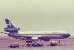 ベリックさんが、羽田空港で撮影したエア・サイアム DC-10の航空フォト(写真)