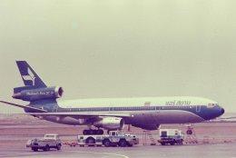 ベリックさんが、羽田空港で撮影したエア・サイアム DC-10の航空フォト(飛行機 写真・画像)