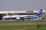 けいとパパさんが、成田国際空港で撮影した全日空 787-9の航空フォト(写真)