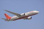 けいとパパさんが、成田国際空港で撮影したエア・インディア 787-8 Dreamlinerの航空フォト(写真)