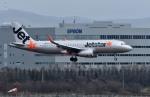 Dojalanaさんが、新千歳空港で撮影したジェットスター・ジャパン A320-232の航空フォト(写真)
