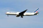 まいけるさんが、スワンナプーム国際空港で撮影したエールフランス航空 777-228/ERの航空フォト(写真)