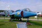 ちゃぽんさんが、モニノ空軍博物館で撮影したソビエト海軍 Yak-38の航空フォト(写真)
