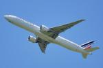 ちゃぽんさんが、成田国際空港で撮影したエールフランス航空 777-328/ERの航空フォト(写真)