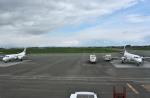 Dojalanaさんが、札幌飛行場で撮影した北海道エアシステム 340B/Plusの航空フォト(飛行機 写真・画像)