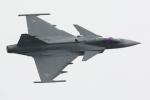 Tomo-Papaさんが、フェアフォード空軍基地で撮影したハンガリー空軍 JAS39Dの航空フォト(写真)