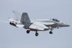Koenig117さんが、茨城空港で撮影したアメリカ海軍 F/A-18E Super Hornetの航空フォト(写真)