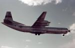 ノビタ君さんが、横田基地で撮影したアメリカ空軍 C-133 Cargomasterの航空フォト(写真)