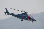 だいまる。さんが、岡南飛行場で撮影した岡山県警察 A109E Powerの航空フォト(写真)