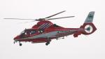 SVMさんが、幕張海浜公園で撮影した千葉市消防航空隊 AS365N3 Dauphin 2の航空フォト(写真)
