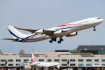 KIMISTONERさんが、台湾桃園国際空港で撮影したスワジランド政府 A340-313の航空フォト(写真)