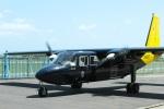 garrettさんが、鹿児島空港で撮影した新日本航空 BN-2B-20 Islanderの航空フォト(写真)