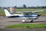 kumagorouさんが、仙台空港で撮影した日本個人所有 172N Skyhawk 100の航空フォト(写真)