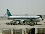cornicheさんが、ドバイ国際空港で撮影したパキスタン国際航空 A320-214の航空フォト(写真)