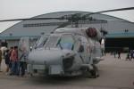 新人スマイスさんが、木更津飛行場で撮影したアメリカ海軍 SH-60B Seahawk (S-70B-1)の航空フォト(写真)
