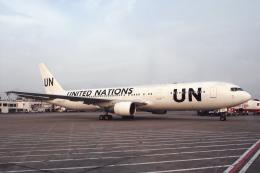 km-119さんが、シャージャラル国際空港で撮影したエチオピア航空 767-3BG/ERの航空フォト(飛行機 写真・画像)