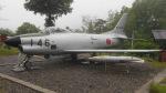 ゴンタさんが、長野県麻績村で撮影した航空自衛隊 F-86D-31の航空フォト(写真)