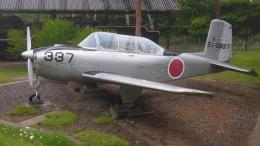 ゴンタさんが、長野県麻績村で撮影した航空自衛隊 T-34A Mentorの航空フォト(飛行機 写真・画像)