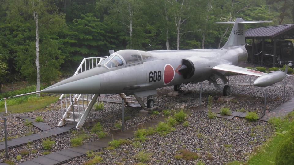 ゴンタさんの航空自衛隊 Mitsubishi F-104 (46-8608) 航空フォト