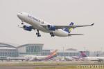遠森一郎さんが、福岡空港で撮影したスカイマーク A330-343Xの航空フォト(写真)