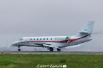 BlackHawkさんが、旭川空港で撮影した朝日航洋 680 Citation Sovereignの航空フォト(写真)