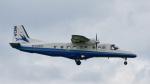 パンダさんが、成田国際空港で撮影した新中央航空 228-212の航空フォト(写真)