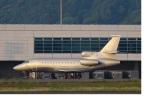 M.Mさんが、松山空港で撮影した不明の航空フォト(写真)