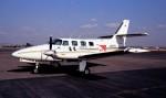 ハミングバードさんが、名古屋飛行場で撮影した読売新聞 T303 Crusaderの航空フォト(写真)
