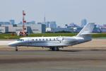 SGR RT 改さんが、羽田空港で撮影したノエビア 680 Citation Sovereignの航空フォト(写真)